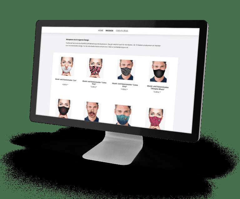 RP40-Screen-Masken-Display
